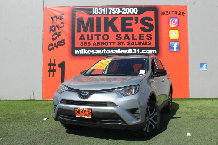 Used 2017 Toyota RAV4 LE FWD in Salinas, CA
