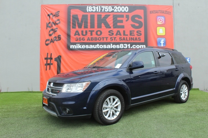 Used 2018 Dodge Journey SXT FWD in Salinas, CA