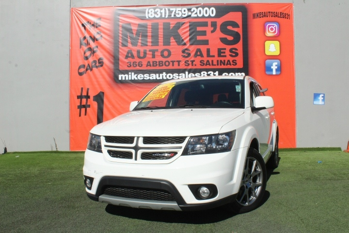 Used 2019 Dodge Journey GT FWD in Salinas, CA