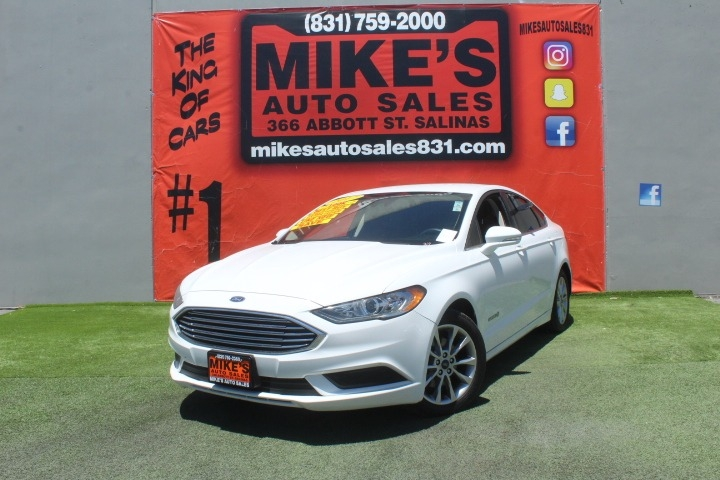 Used 2017 Ford Fusion Hybrid SE FWD in Salinas, CA