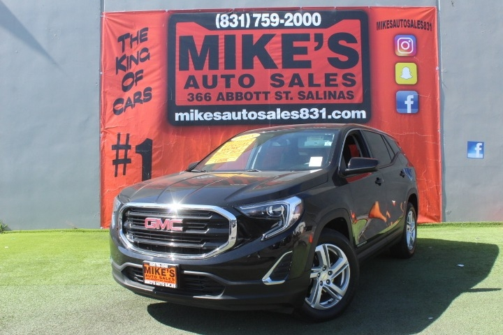 Used 2018 GMC Terrain FWD 4dr SLE in Salinas, CA