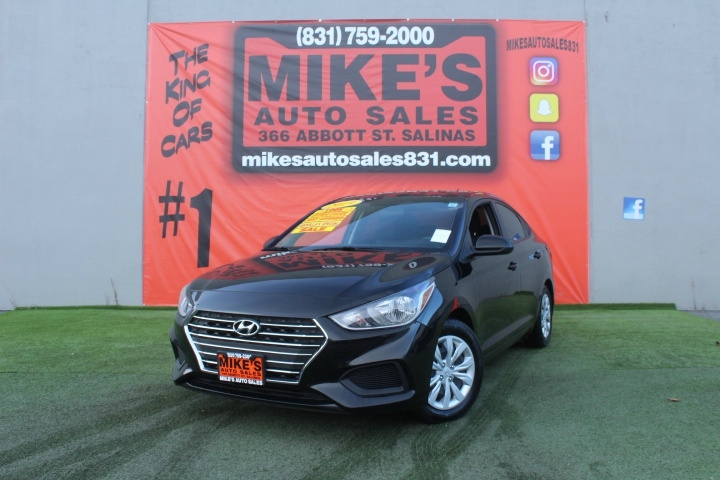 Used 2019 Hyundai Accent SE Sedan Auto in Salinas, CA