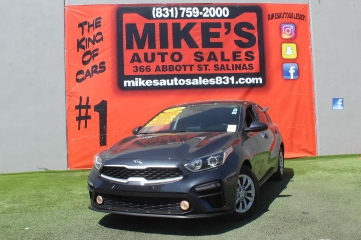 Used 2020 Kia Forte LX Manual in Salinas, CA