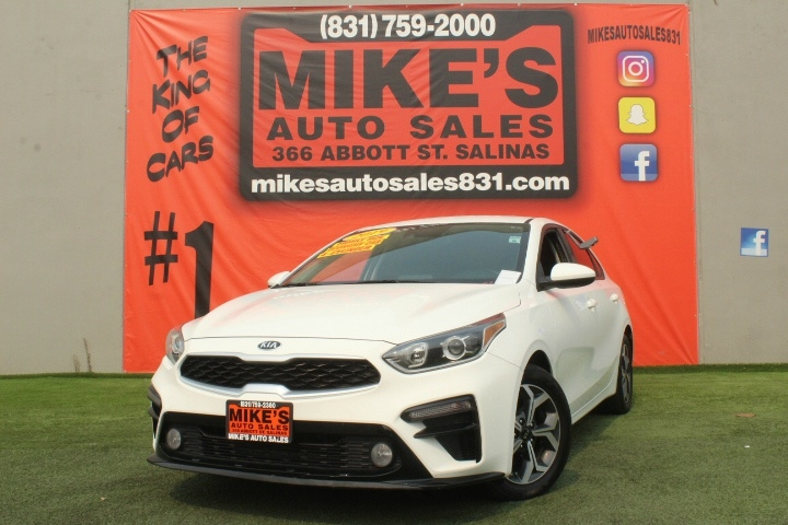 Used 2019 Kia Forte LXS IVT in Salinas, CA