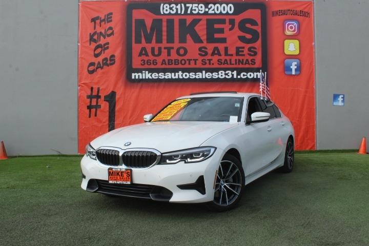 Used 2020 BMW 3-Series 330i Sedan North America in Salinas, CA