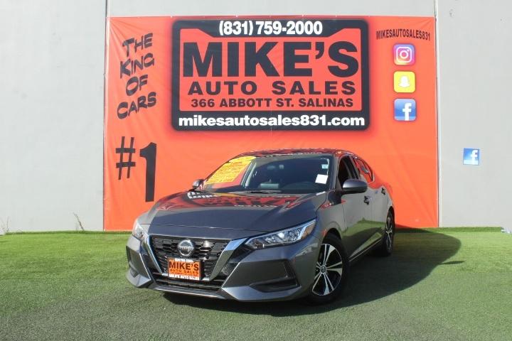 Used 2020 Nissan Sentra SV CVT in Salinas, CA