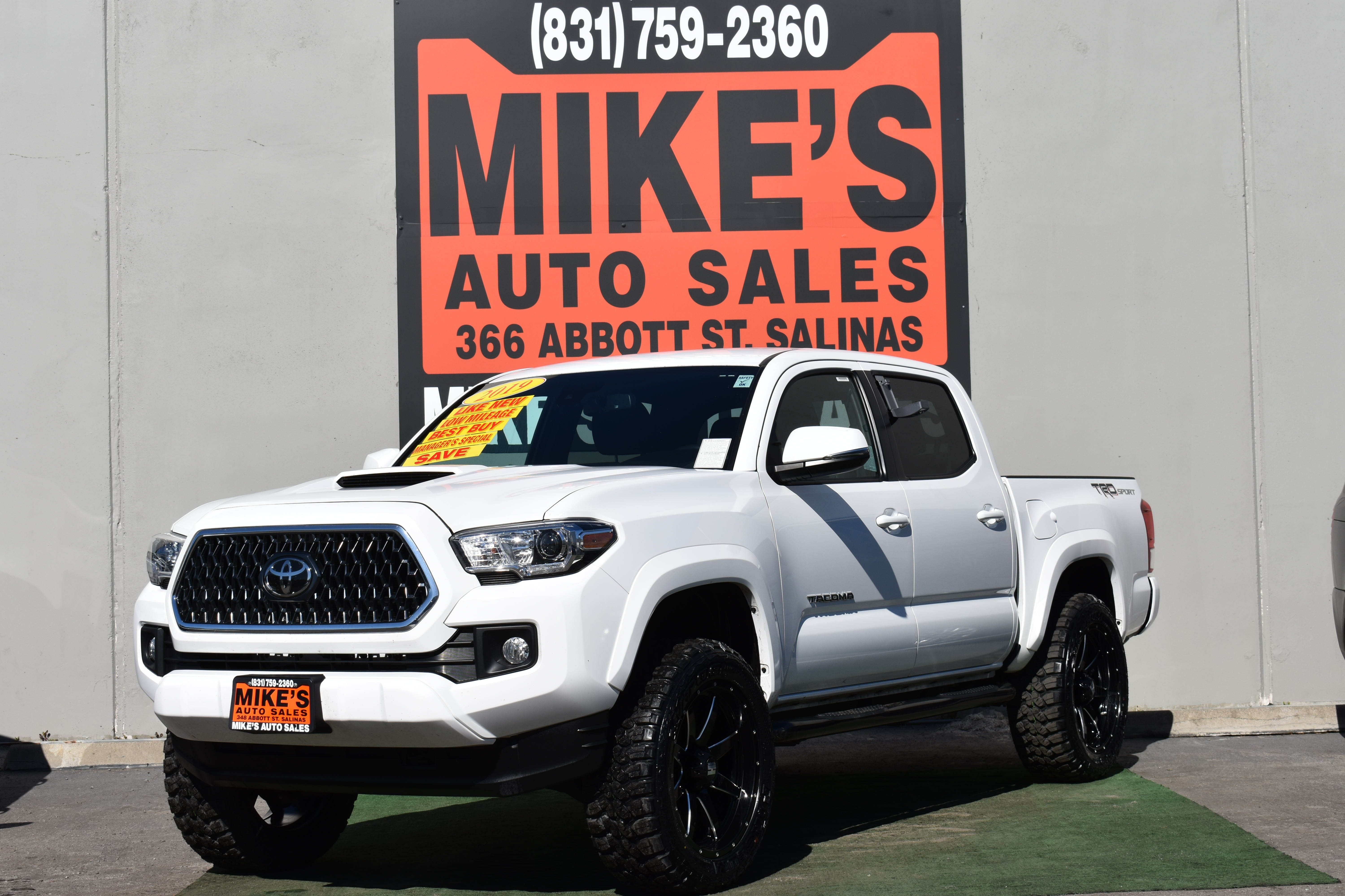 2019 Toyota Tacoma 2WD SR5 Double Cab 5 Bed V6 AT in Salinas, CA