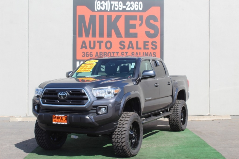2019 Toyota Tacoma 4WD SR Double Cab 5 Bed V6 AT in Salinas, CA