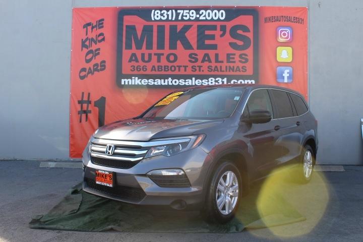 Used 2018 Honda Pilot LX 2WD in Salinas, CA