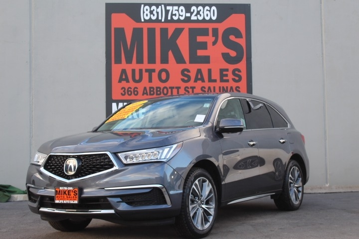 Used 2017 Acura MDX FWD w/Technology Pkg in Salinas, CA