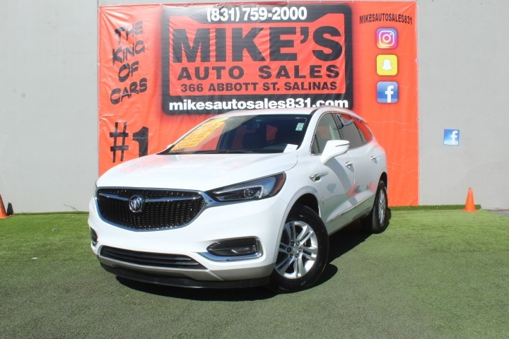 Used 2020 Buick Enclave FWD 4dr Essence in Salinas, CA