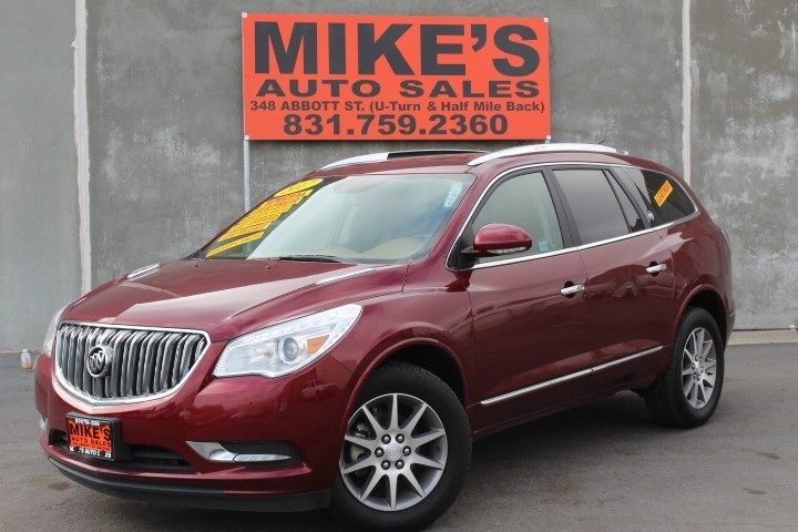 2017 Buick Enclave FWD 4dr Leather in Salinas, CA