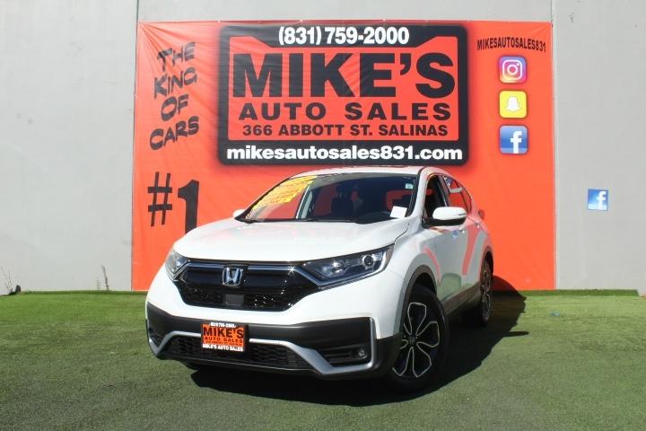 Used 2020 Honda CR-V EX 2WD in Salinas, CA