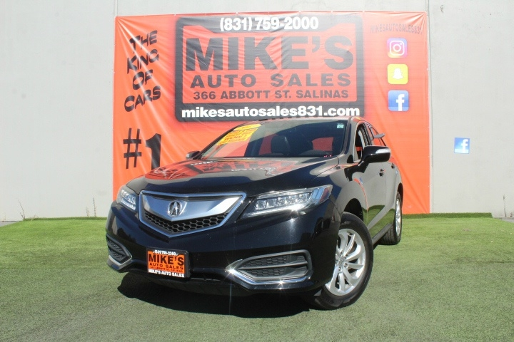 Used 2017 Acura RDX FWD in Salinas, CA