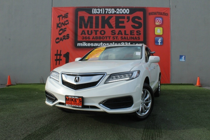 Used 2018 Acura RDX FWD in Salinas, CA
