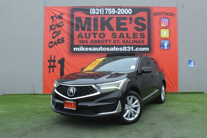Used 2019 Acura RDX FWD in Salinas, CA