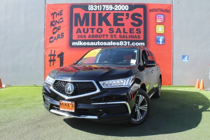 Used 2019 Acura MDX FWD in Salinas, CA