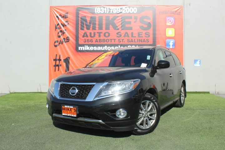 Used 2016 Nissan Pathfinder 2WD 4dr S in Salinas, CA