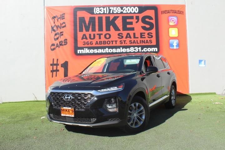 Used 2020 Hyundai Santa Fe SE 2.4L Auto AWD in Salinas, CA