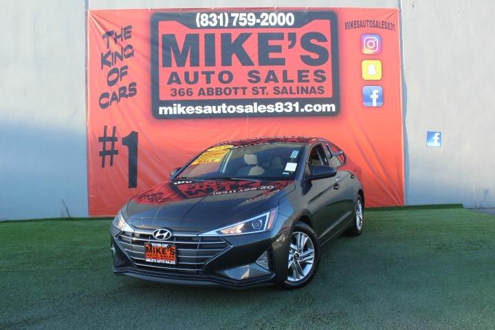Used 2020 Hyundai Elantra SEL IVT in Salinas, CA