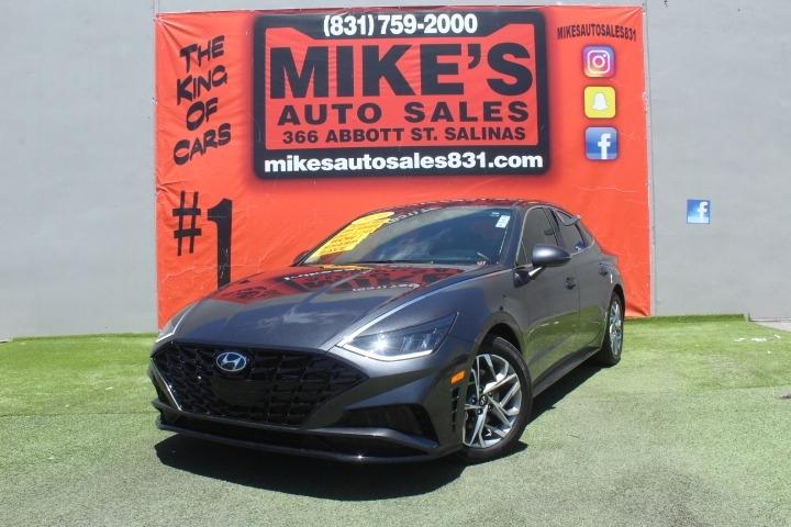 Used 2020 Hyundai Sonata SEL 2.5L in Salinas, CA
