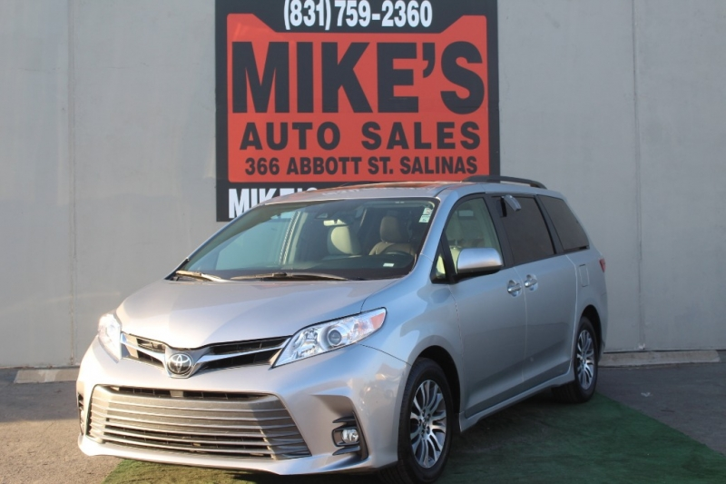 2018 Toyota Sienna XLE Auto Access Seat FWD 7-Passenger in Salinas, CA