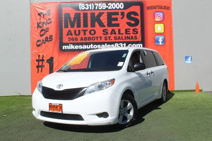 Used 2017 Toyota Sienna 5dr 7-Pass FWD in Salinas, CA