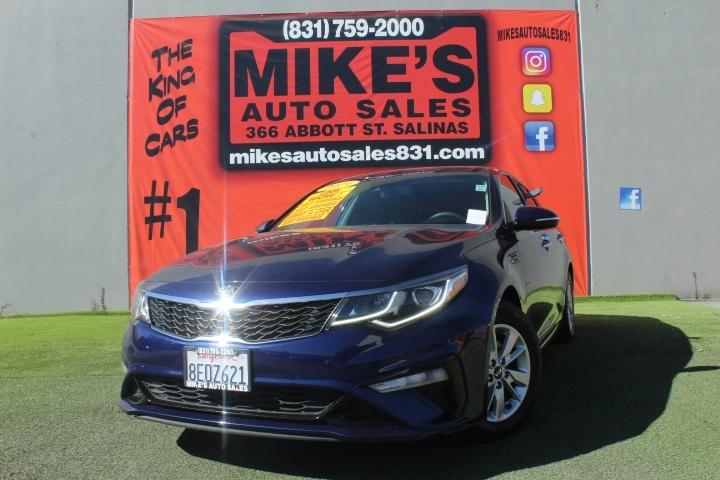 Used 2019 Kia Optima LX Auto in Salinas, CA