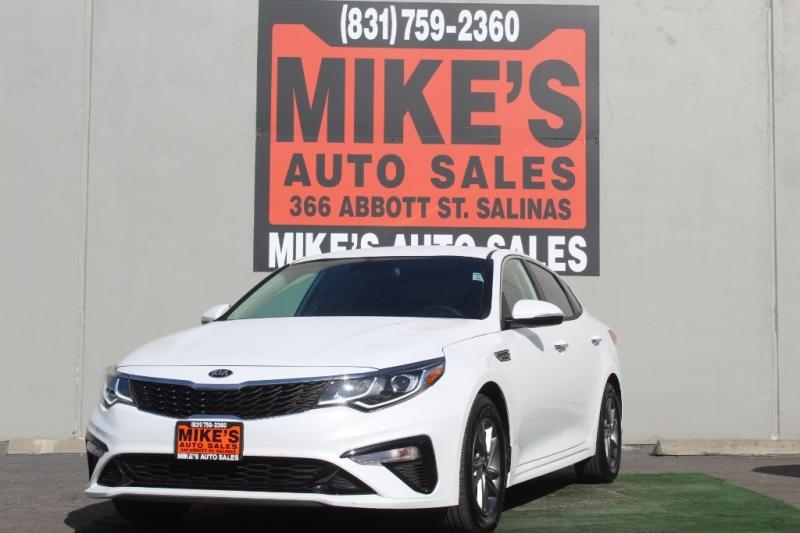 2019 Kia Optima LX Auto in Salinas, CA