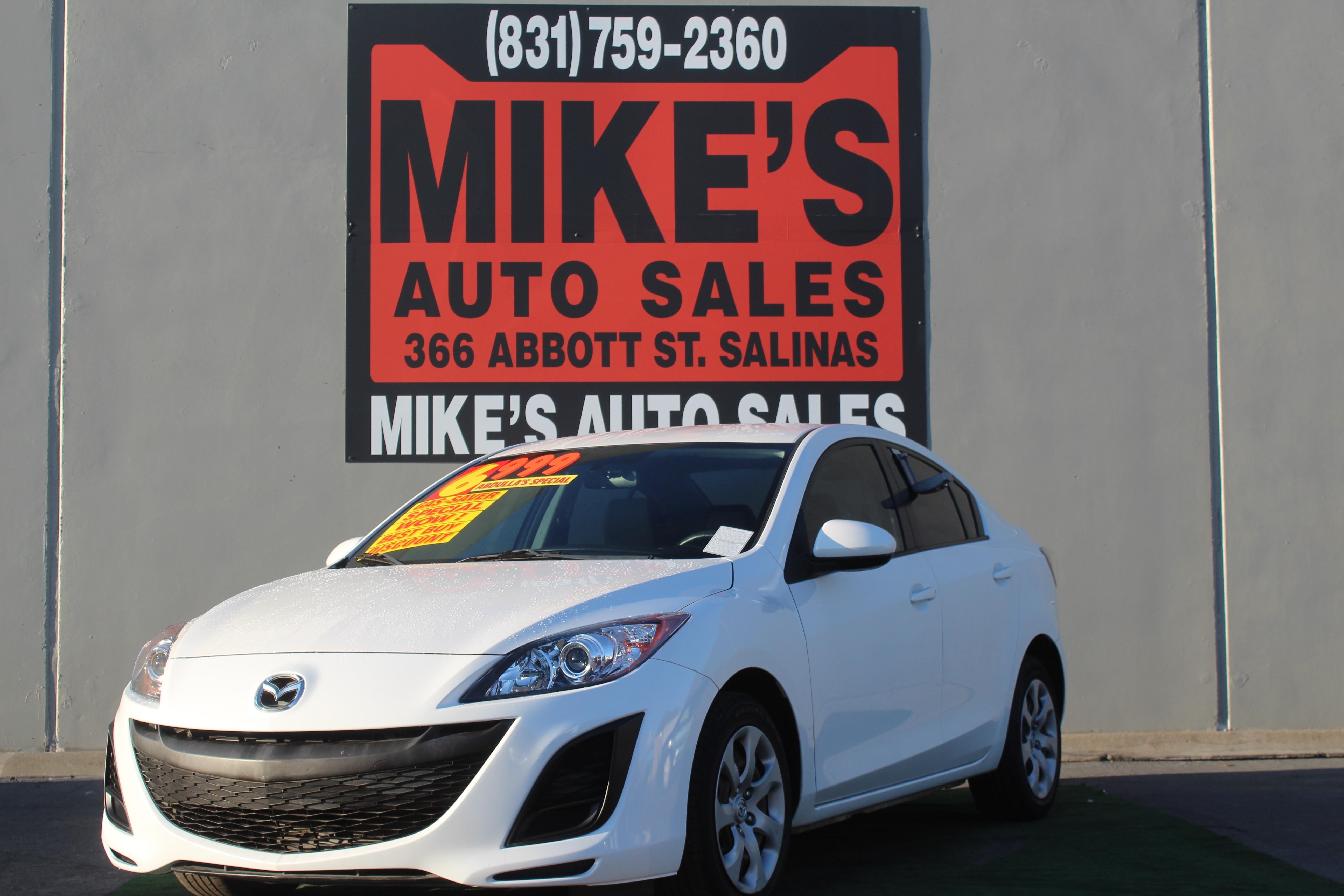 2011 Mazda Mazda3 4dr Sdn Auto i Sport in Salinas, CA