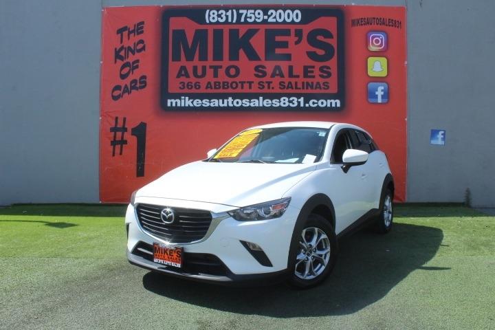 Used 2017 Mazda CX-3 Sport FWD in Salinas, CA