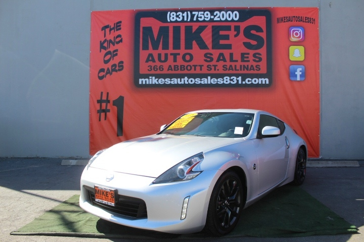 Used 2018 Nissan 370Z Coupe Manual in Salinas, CA