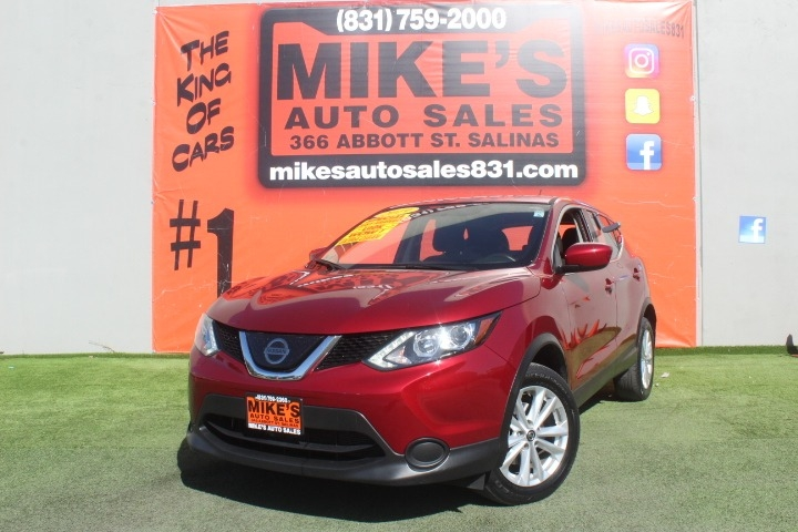 Used 2019 Nissan Rogue Sport FWD S in Salinas, CA