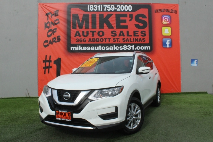 Used 2019 Nissan Rogue FWD SV *Limited Production* *Ltd Avail* in Salinas, CA