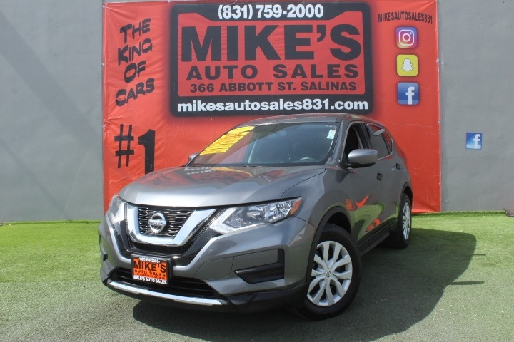 Used 2017 Nissan Rogue FWD S in Salinas, CA