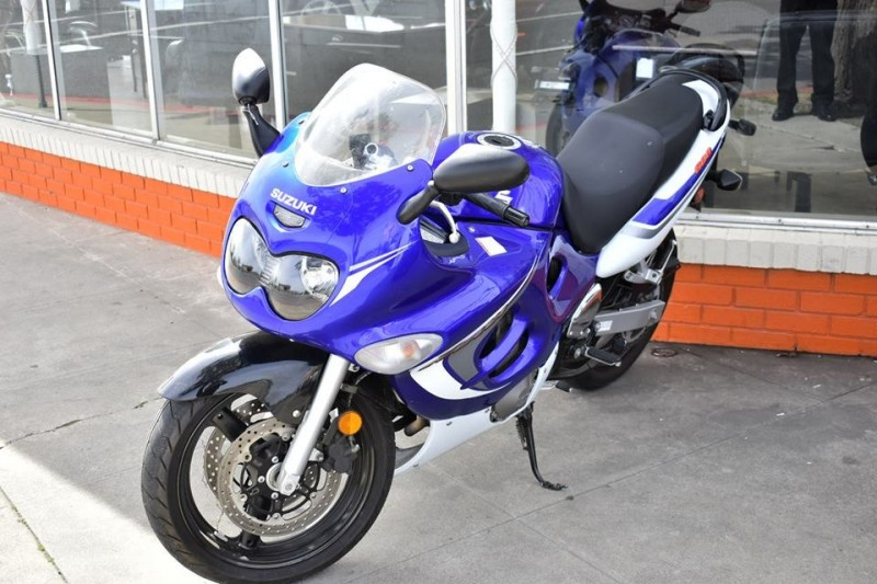 Used 2006 Suzuki GSX600F Base in Salinas, CA