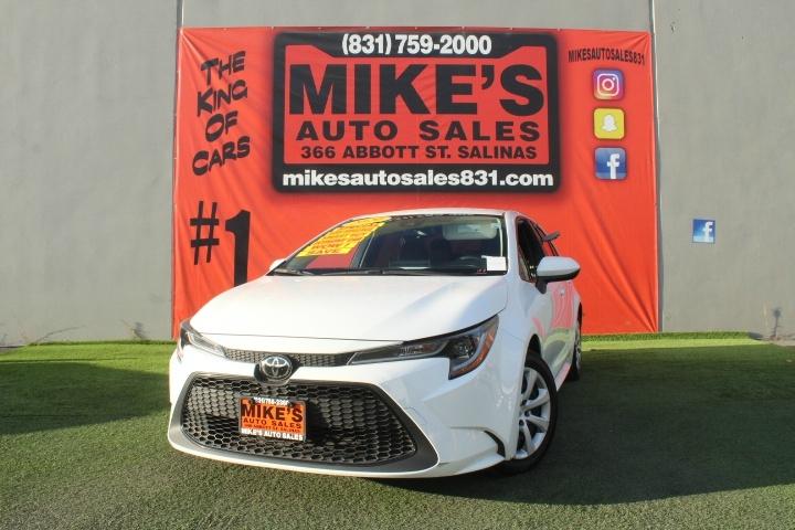 Used 2020 Toyota Corolla LE CVT in Salinas, CA