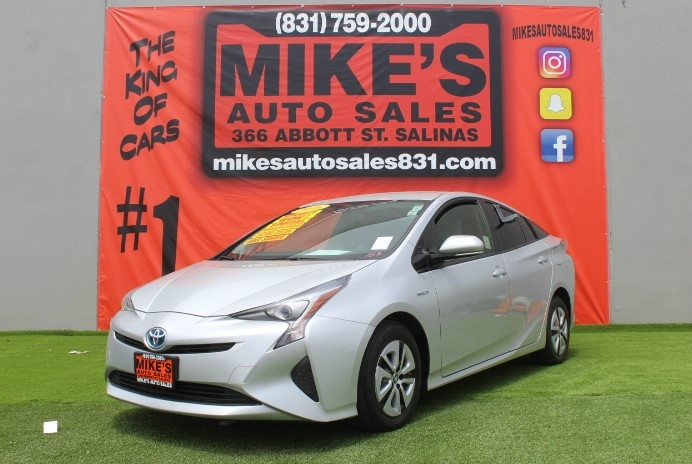 Used 2016 Toyota Prius 5dr HB Technology in Salinas, CA
