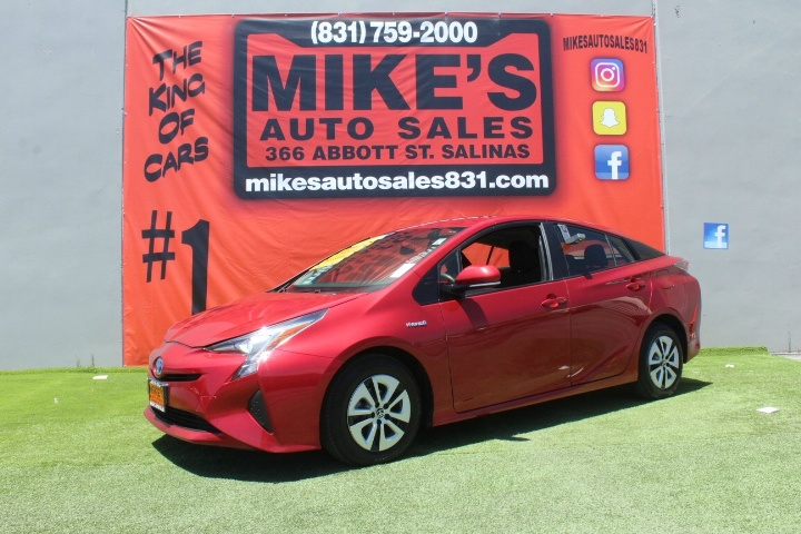 Used 2017 Toyota Prius Two in Salinas, CA