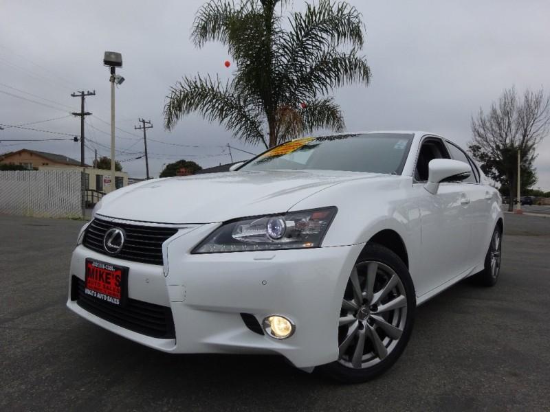 Used 2015 Lexus GS 350  in Salinas, CA