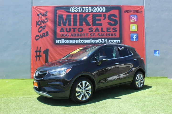 Used 2019 Buick Encore FWD 4dr Preferred in Salinas, CA