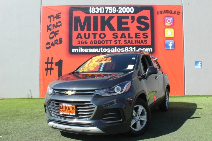 Used 2017 Chevrolet Trax FWD 4dr LT in Salinas, CA