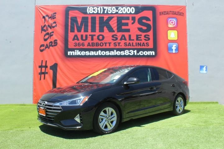 Used 2019 Hyundai Elantra SEL 2.0L Auto in Salinas, CA