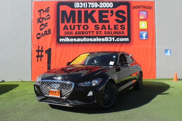 Used 2019 - G70 2.0T Advanced AWD in Salinas, CA