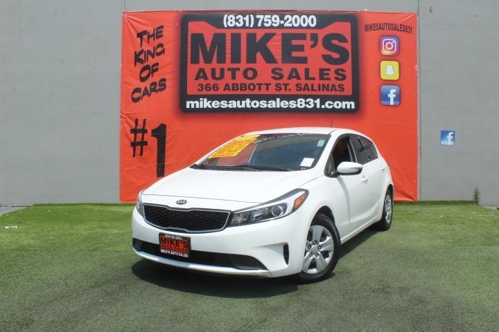 Used 2017 Kia Forte5 LX Auto in Salinas, CA