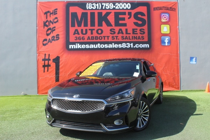 Used 2017 Kia Cadenza Technology Sedan in Salinas, CA