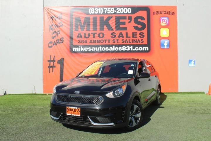 Used 2017 Kia Niro LX FWD in Salinas, CA