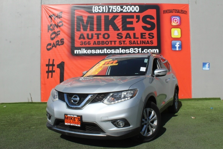 Used 2016 Nissan Rogue FWD 4dr S in Salinas, CA
