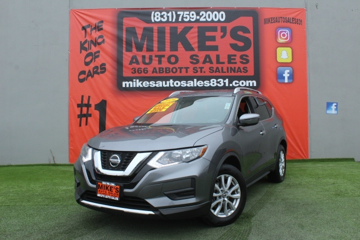 Used 2019 Nissan Rogue FWD SV in Salinas, CA