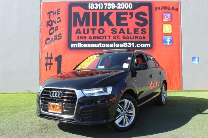 Used 2018 Audi Q3 2.0 TFSI Premium FWD in Salinas, CA